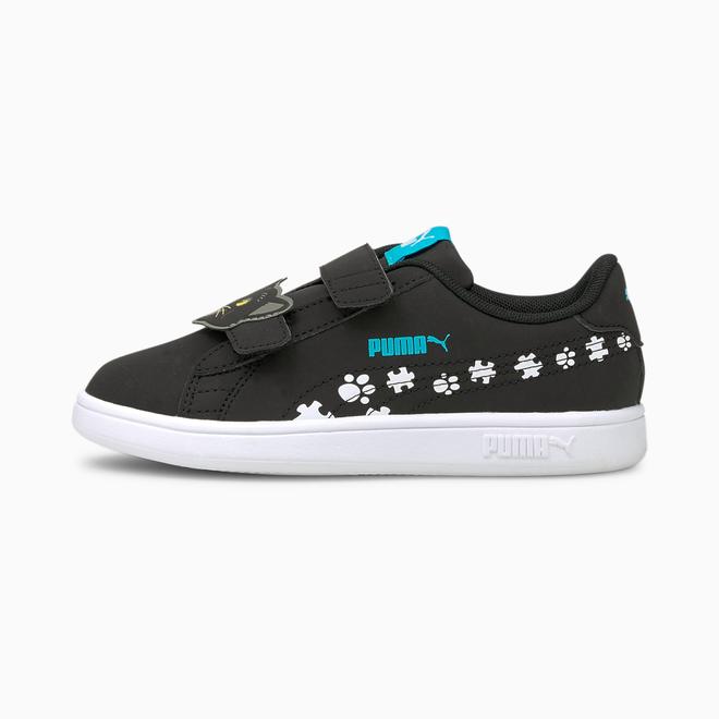 Puma Smash V2 Summer Animals Sneakers Kinderen 368788_01