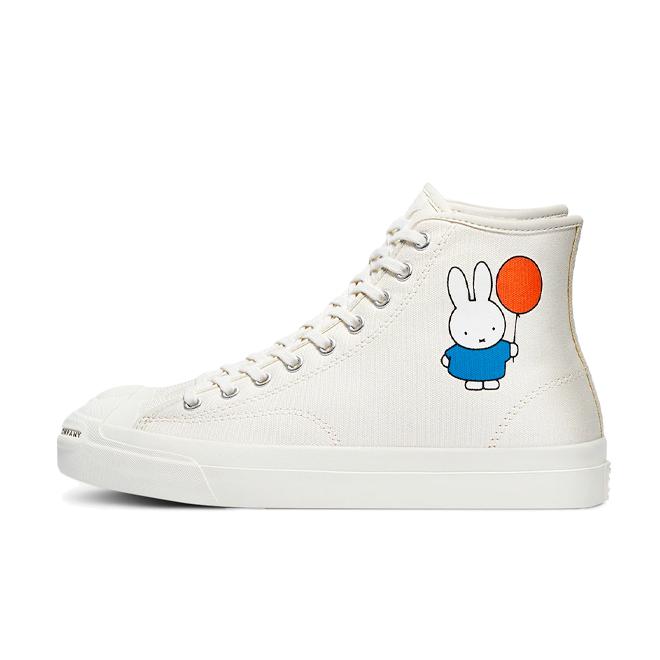 Pop Trading x Miffy x Converse Jack Purcell 'Nijntje Balloon' - White