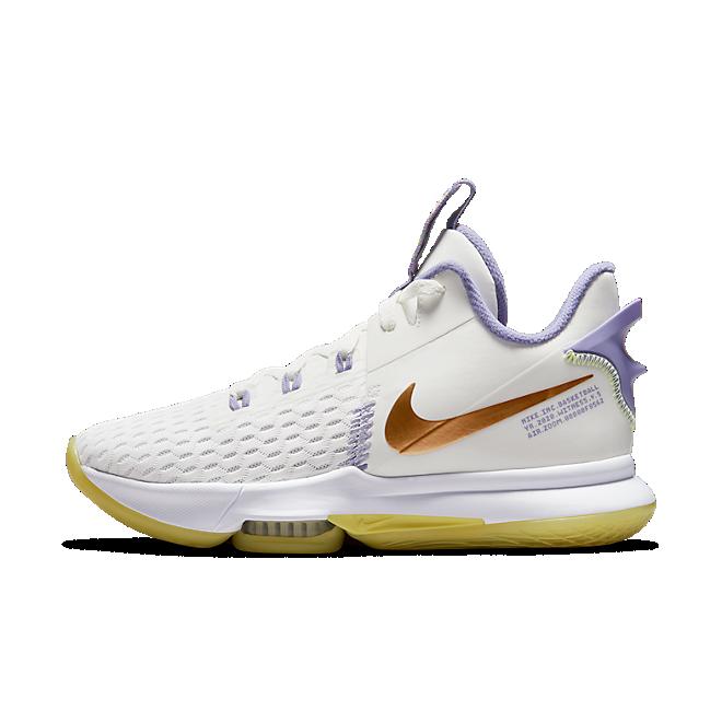 """Nike LEBRON WITNESS V """"SUMMIT WHITE"""""""