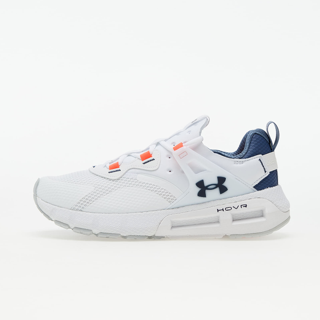 Under Armour HOVR Mega White/ Mineral Blue/ Academy