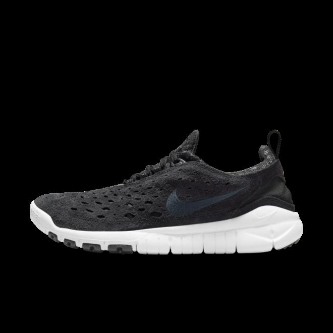 Nike Free Run Trial 'Anthracite' zijaanzicht