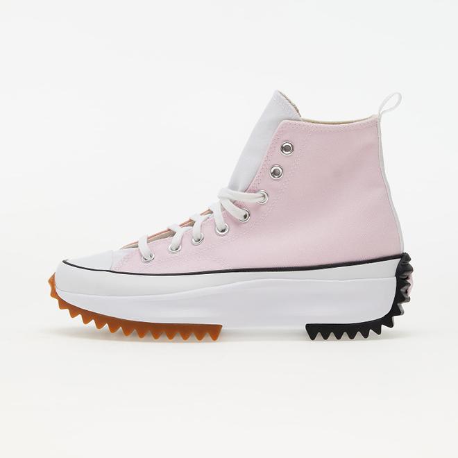 Converse Run Star Hike Pink Qartz/ Pink Foam/ White