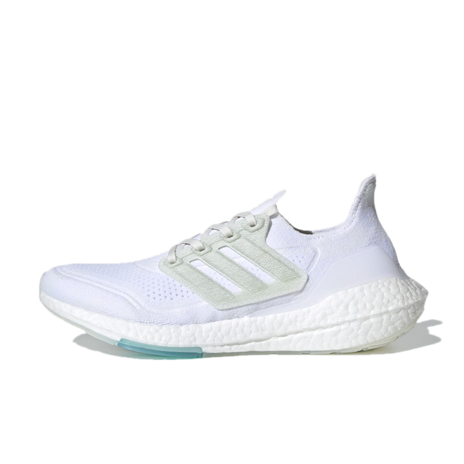adidas Ultraboost 21 Parley 'Made To Be Remade' zijaanzicht