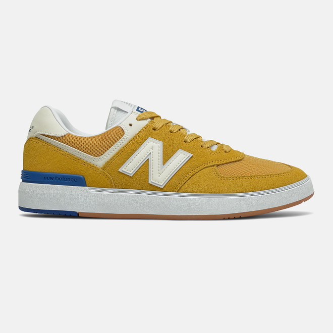 New Balance All Coasts AM574 - Yellow with White