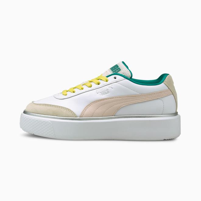 Puma Oslo Maja Oq Sneakers Dames