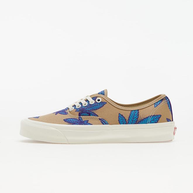Vans Vault OG Authentic LX (Sweet Leaf) Blue Dream