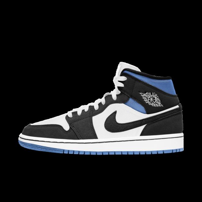 Air Jordan 1 Mid 'University Blue'