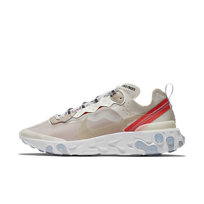 Nike React Element 87 'White'