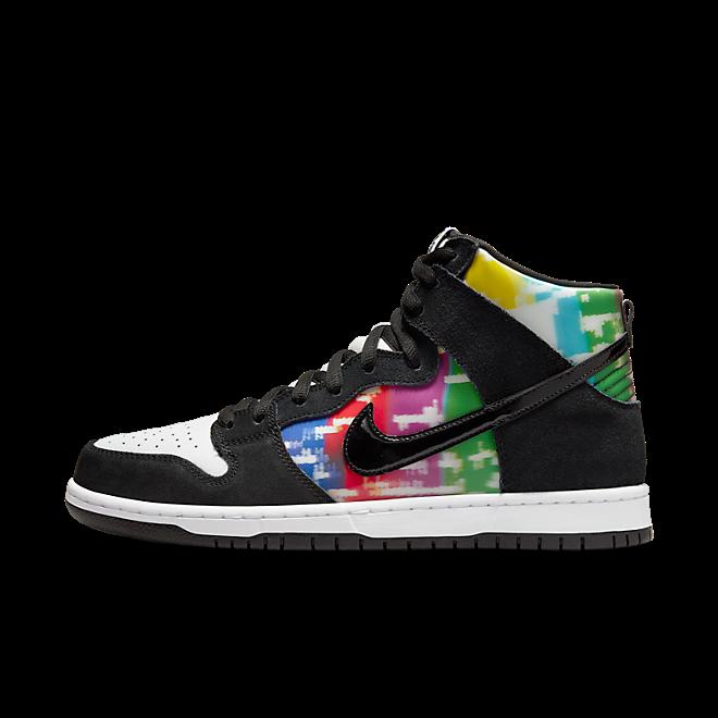Nike SB Dunk High 'TV Signal' CZ2253-100