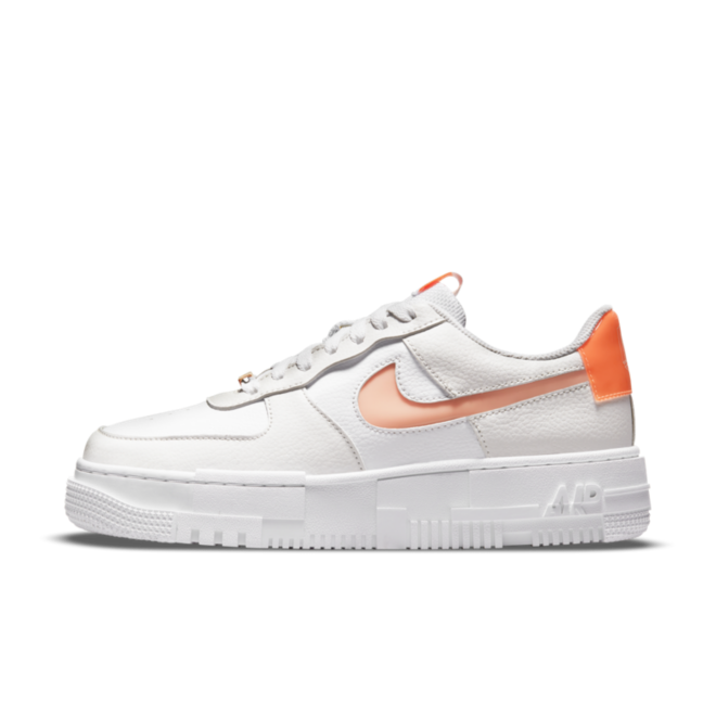 Nike Air Force 1 Pixel 'Atomic Orange'