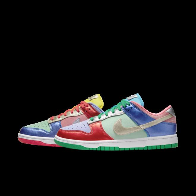 Nike WMNS Dunk Low Gel 'Sunset Pulse' DN0855-600