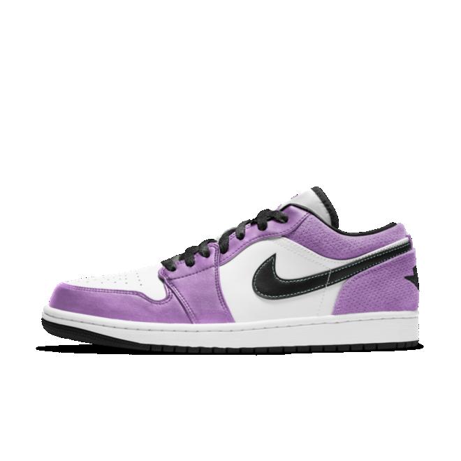 Air Jordan 1 Low SE 'Violet Shock' | CK3022-503 - Sneakerjagers