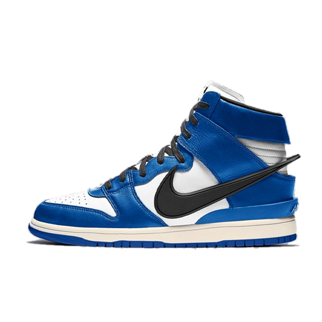Ambush X Nike Dunk High 'Deep Royal Blue'