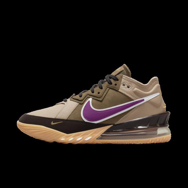 atmos X Nike LeBron 18 'Viotech'