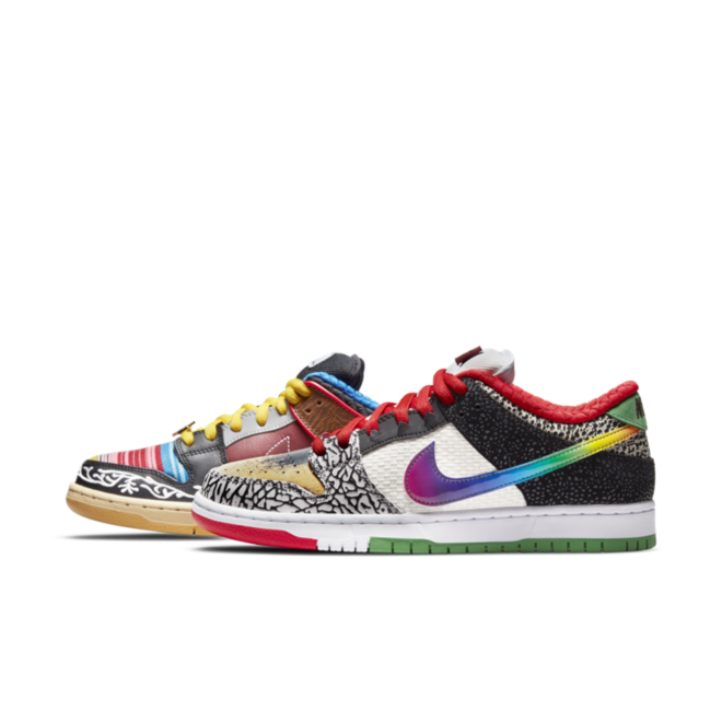 Paul Rodriguez X Nike SB Dunk Low 'What The P-Rod'