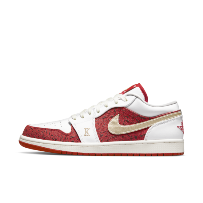 Air Jordan 1 Low SE 'Spades' DJ5185-100