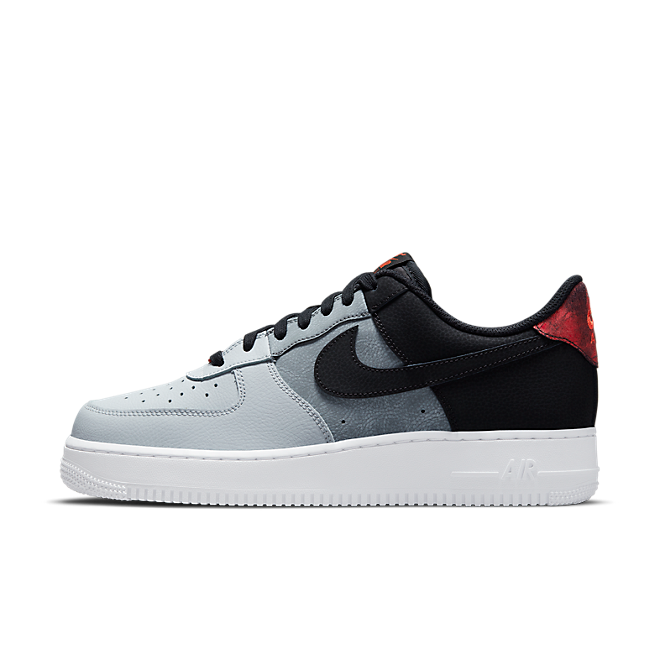 Nike Air Force 1 '07 Black Smoke Grey