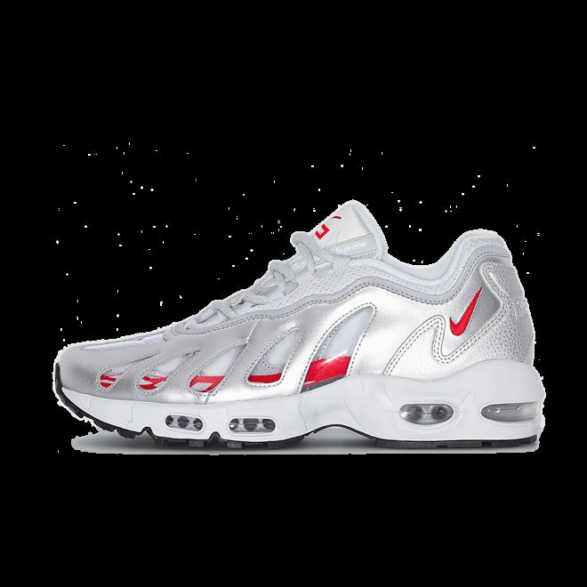 Supreme X Nike Air Max 96 'Silver'