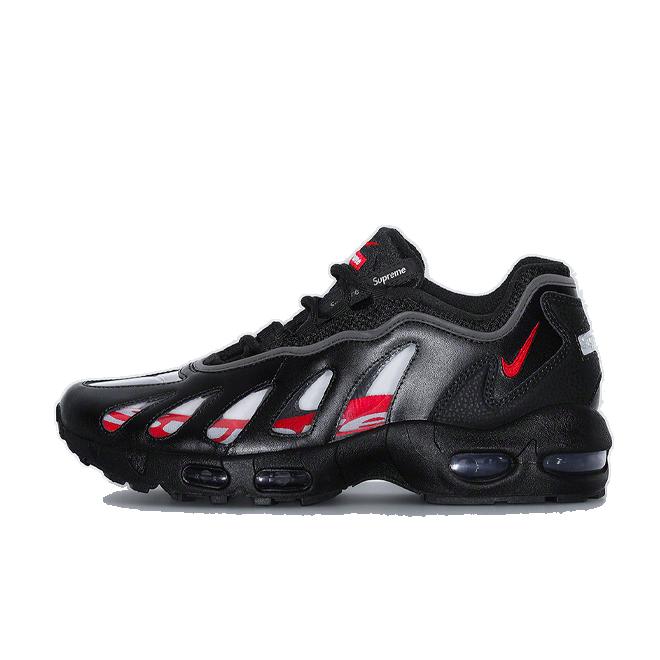 Supreme X Nike Air Max 96 'Black'