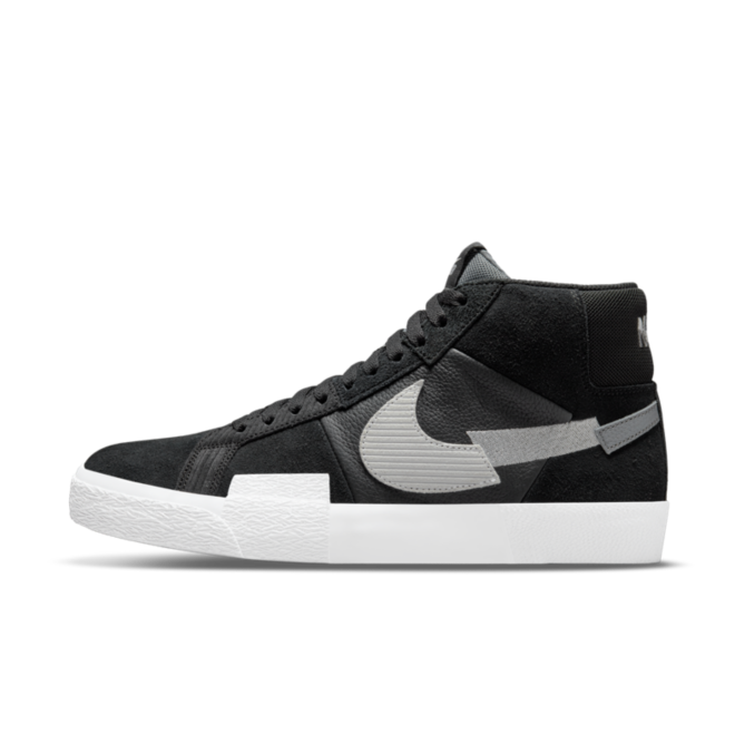 Nike SB Blazer Mid Mosaic 'Black' DA8854-001