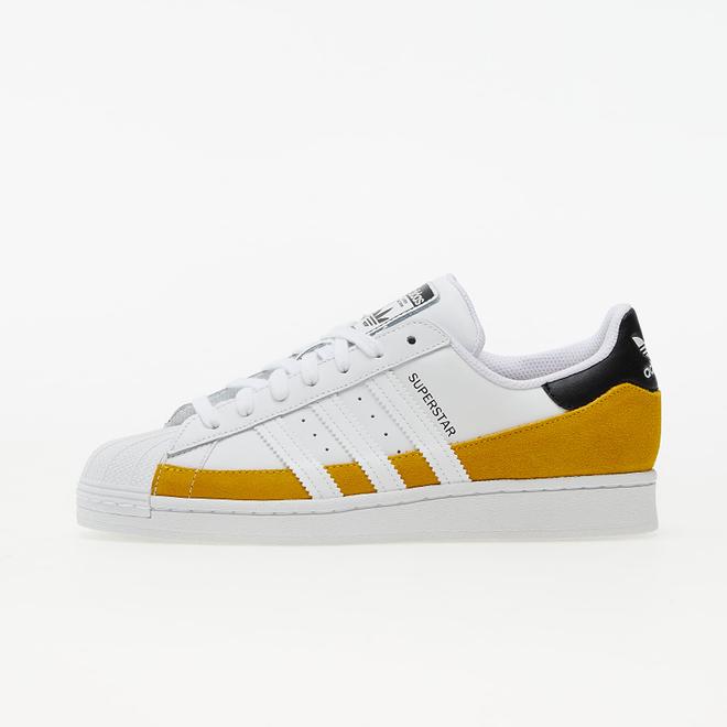 adidas Superstar Haze Yellow/ Ftw White/ Core Black