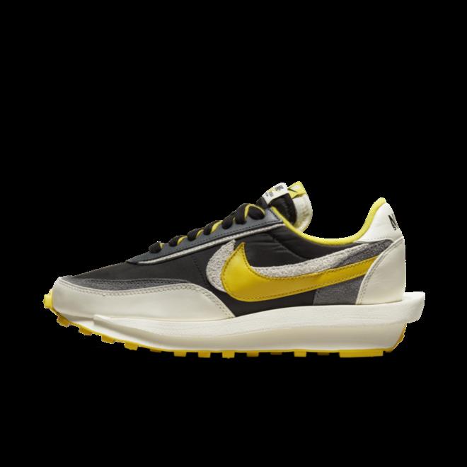 Undercover X Sacai X Nike LDWaffle 'Bright Citron' DJ4877-001
