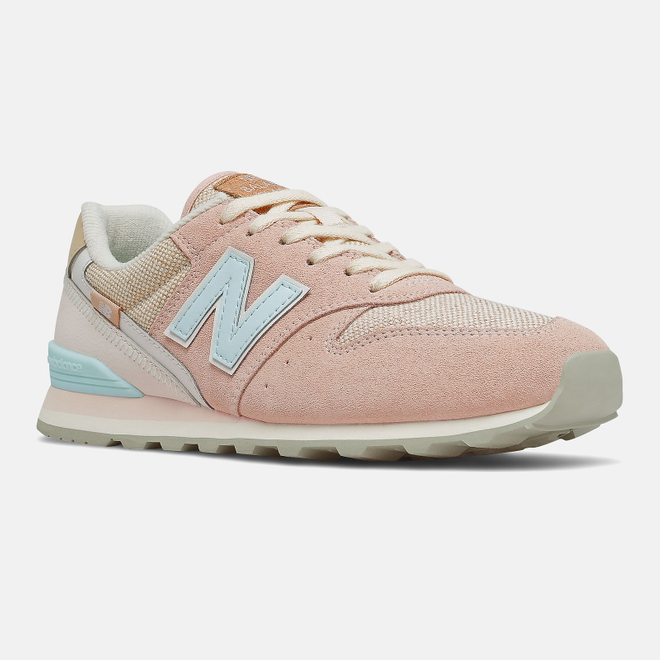 New Balance 996 - Rose with White Mint