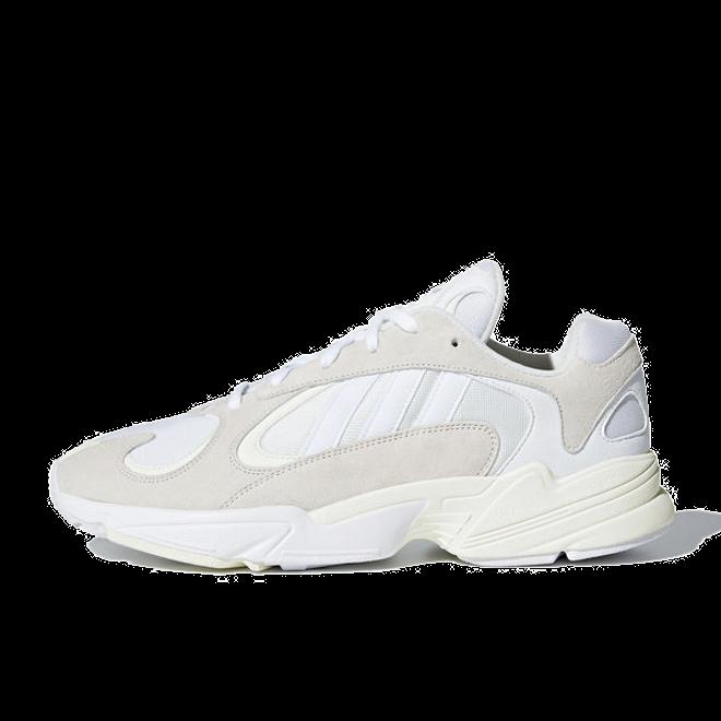 adidas Yung-1 'White' zijaanzicht