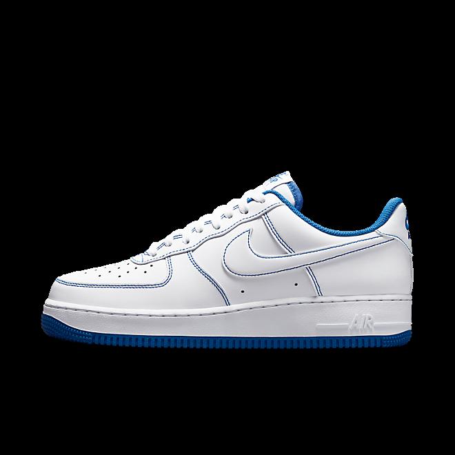 Nike Air Force 1 Low 07 White Game Royal
