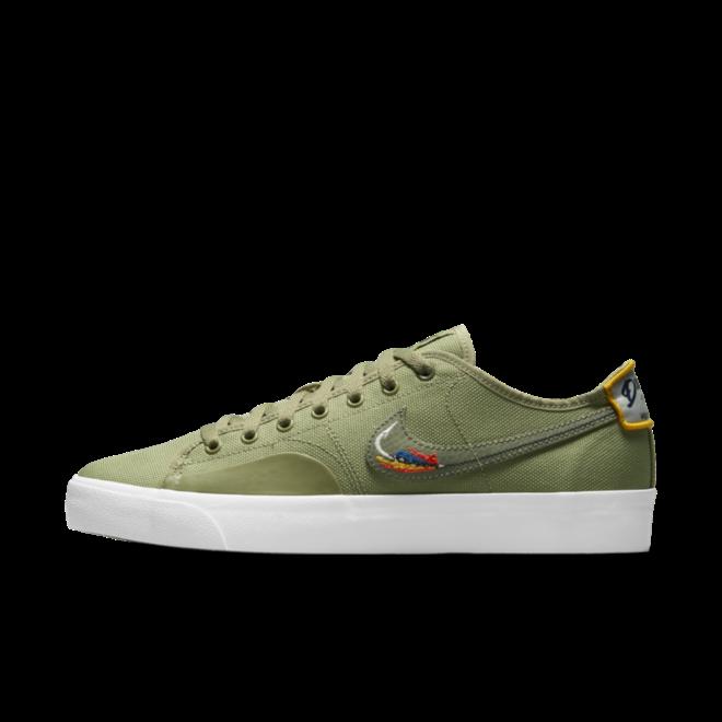 Daan van der Linden X Nike SB Blazer Court 'Dusty Olive'
