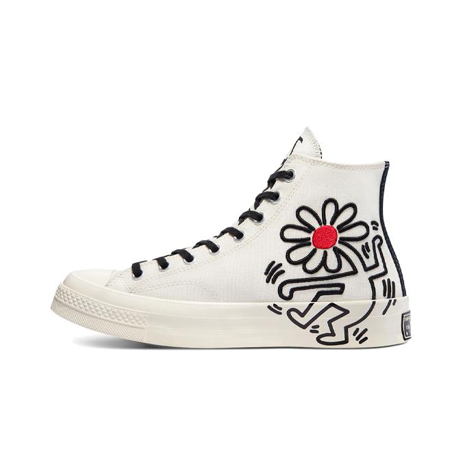 Keith Haring X Converse Chuck Taylor 'White'