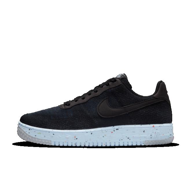 Nike Air Force 1 FlyKnit 'Black'