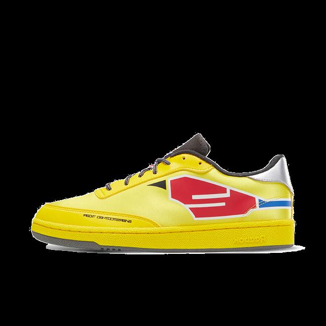 Power Rangers X Reebok Club C 'Yellow'