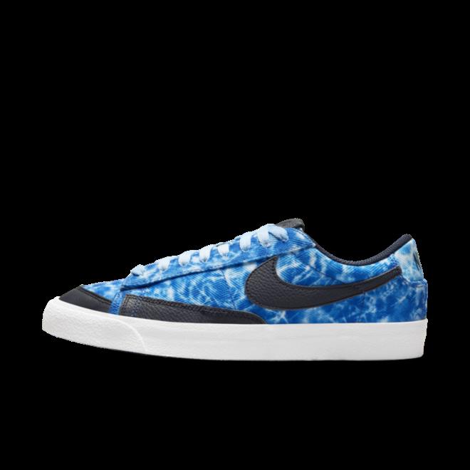 Nike WMNS Blazer Low 'Blue Tie-Dye' DM3038-400