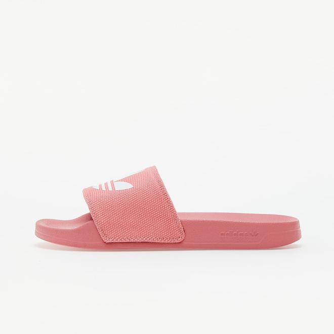 adidas Adilette Lite W Haze Orange/ Ftw WHite/ Haze Rose
