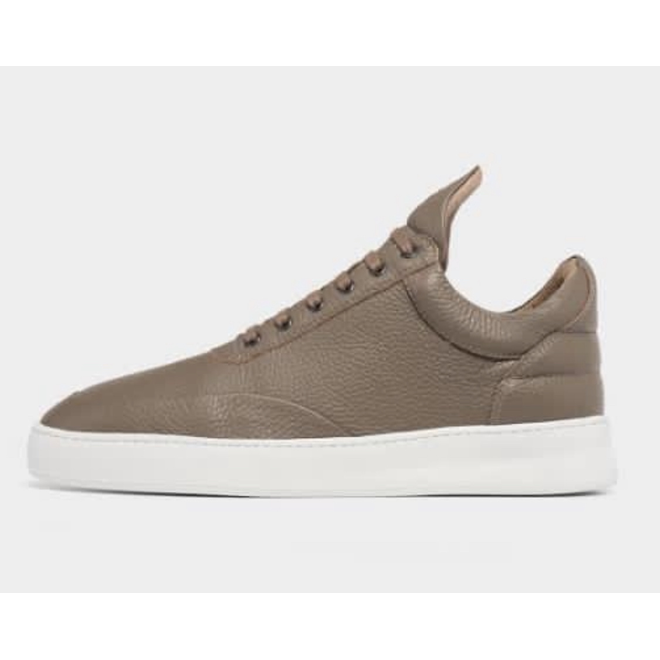 Filling Pieces Filling Pieces Low Top Dark Green
