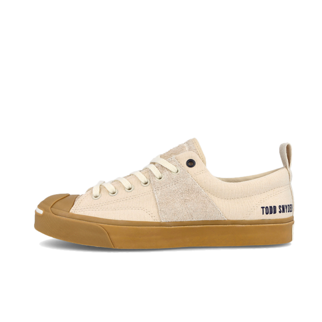 Todd Snyder X Converse Jack Purcell Low 'Egret'