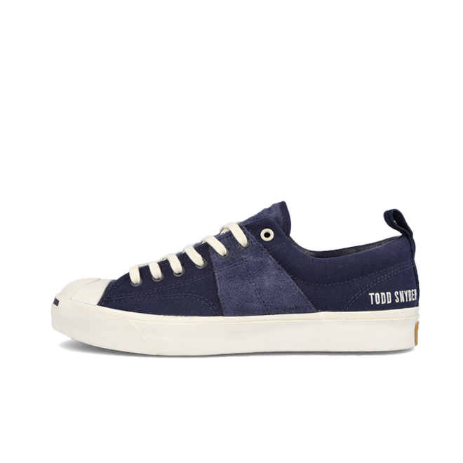 Todd Snyder X Converse Jack Purcell Low 'Obsidian'