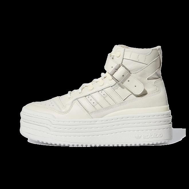 adidas Triple PlatForum Hi 'Off-White'