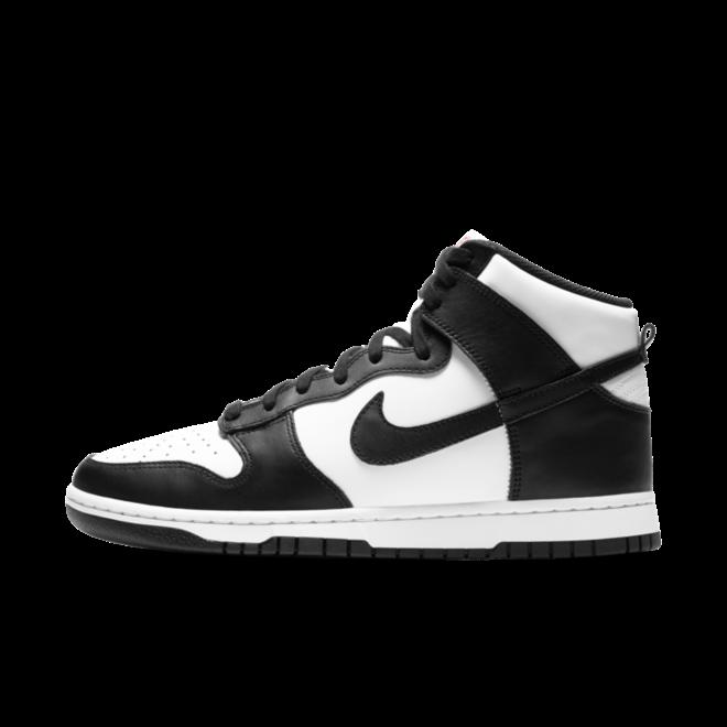 Nike Dunk High 'Black & White'