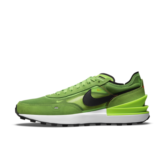 Nike Waffle One 'Mean Green'
