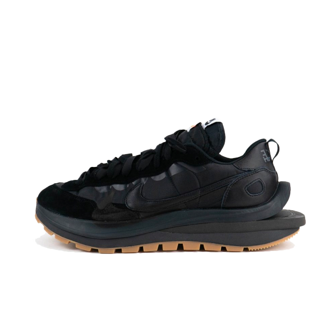 Sacai X Nike VaporWaffle 'Black' DD1875-001