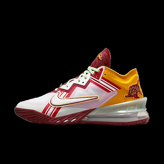 Nike LeBron 18 Low Mimi Plange Higher Learning