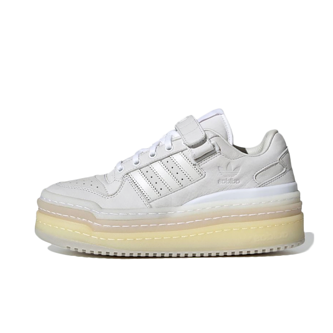 adidas Triple PlatForum Lo 'Crystal White'