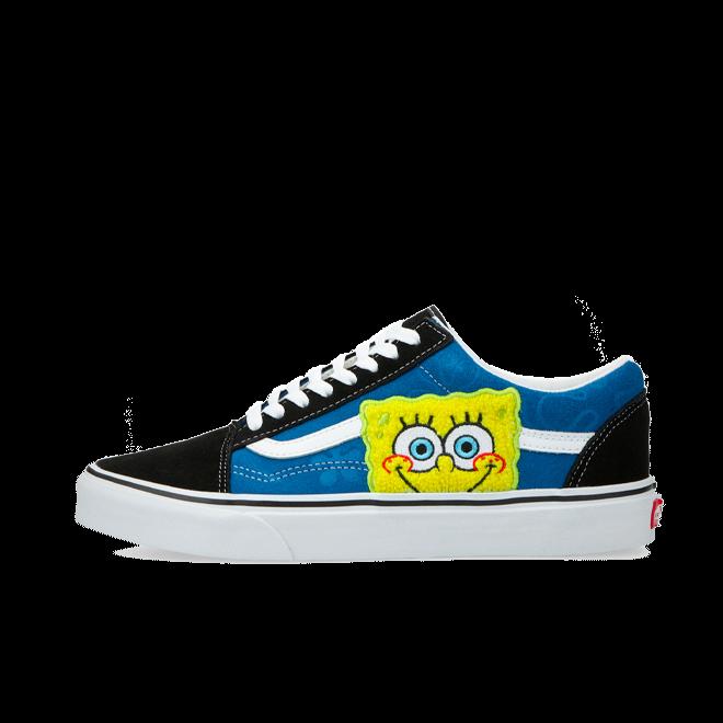 SpongeBob X Vans Old Skool