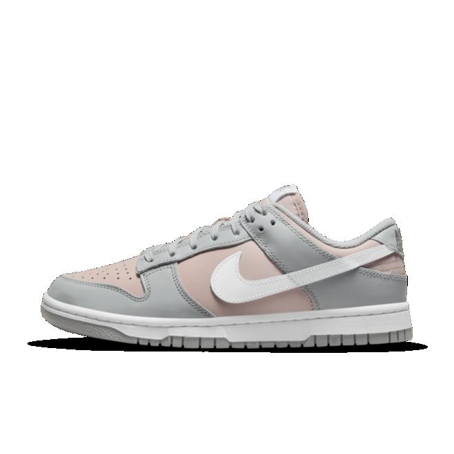 Nike Dunk Low 'Grey/Pink' DM8329-600