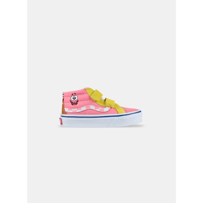 Vans Sk8-Mid Reissue V Spongebob Best Friends PS