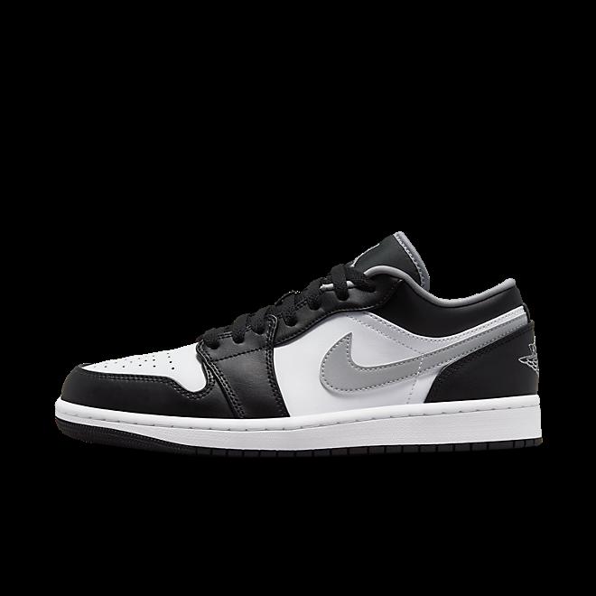 Air Jordan 1 Low 'Medium Grey'