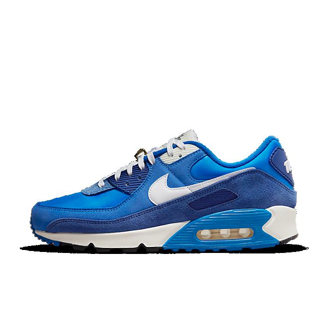 Nike Air Max 90 First Use Signal Blue