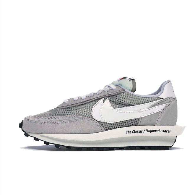 Sacai X Fragment X Nike LDWaffle 'Grey' DH2684-001